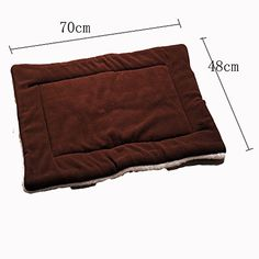 CISNO Coffee Pet Mat for Cage Car Bed and Floor *** Find out more about the great product at the image link.