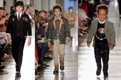 Ralph Lauren clothing for boys, Fall-Winter 2014-2015. Puppy sweater