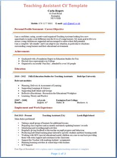 Daycare Teacher Resume Resume Template For Office Resume Cv Cover Letter.