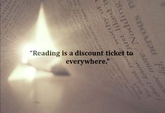 Reading: Ticket to everywhere