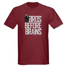 Bros Before Brains Warm Bodies T-Shirt