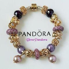 #pandoragoldbracelet #pandora#gold#charm#muranos #earrings#dangle#14k#판도라 #unnopandoracollection #pandora_review#jewellery…