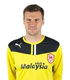 Cardiff City  FC     David Marshall