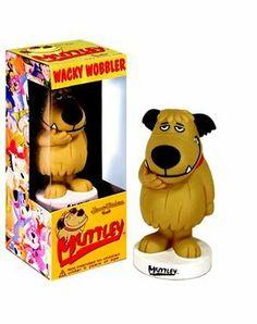 Funko Muttley Wacky Wobbler Bobblehead Wacky Races by Funko. $14.99. New in full color box. Approximately 6 inches tall. New in full color box. approximately 7 inches tall.