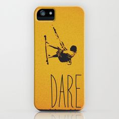 Dare iPhone & iPod Case by Nuam We Are Young, Kite, Dares, Tech Accessories, Ipod, Iphone Cases, Art Prints, Design, Art Impressions