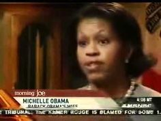 Michelle Obama why do you hate white people?