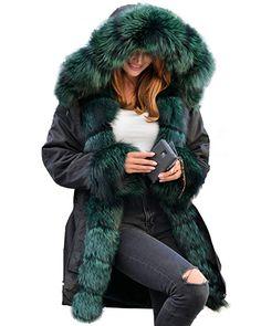 Damen Poncho Jacke Fell Optik Mit Kapuze Universal Größe 7 Farben