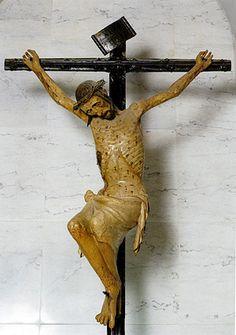 Crocifisso doloroso S. XIV (Oristano - Sardegna)