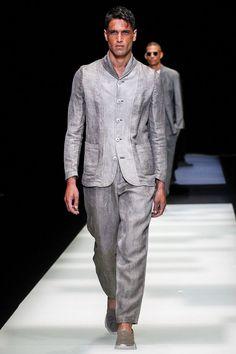 Giorgio Armani Spring/Summer 2018 Menswear
