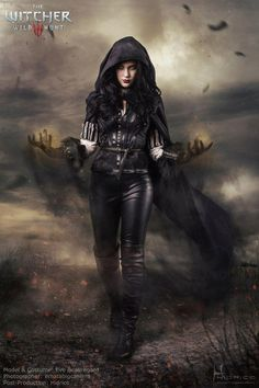 Yennefer of Vengerberg - #The Witcher 3 by Hidrico