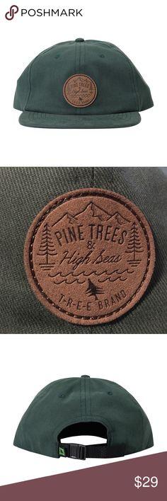 Hippy Tree Current strapback hat!🔥 Brand new- never worn Hippy Tree Current hat. Perfect condition. Super cool hat and super cool brand. hippy tree Accessories Hats