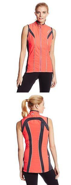Shirts 59333: Nwt 2Xu Women S Elite Run Vest, Small -> BUY IT NOW ONLY: $49 on eBay!