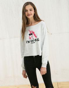 Sweatshirts - DAMES - DAMES - Bershka Netherlands
