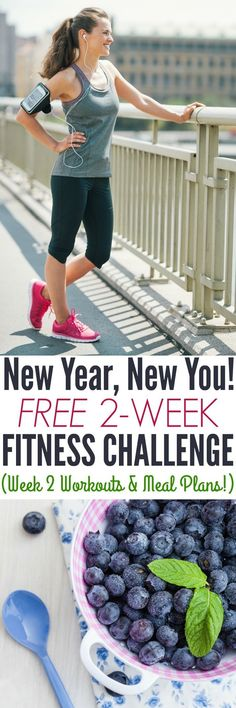 A free clean eating family-friendly MEAL PLAN and WORKOUT CALENDAR to help you get back on track this year! Tons of healthy recipes and exercise routines that are perfect for beginners!