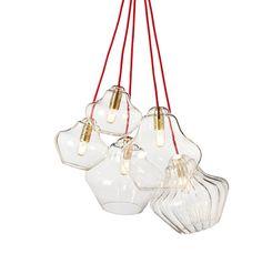 DEL Lampe Debout vagues design salon chambre éclairage chrome luminaire équilibrés