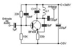 Transmissores e Receptores AM, FM e OC: Como aumentar o alcance do transmissor FM