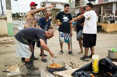 Facing Months in the Dark Ordinary Life in Puerto Rico is Beyond Reach