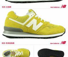 Anillos NewBalance auténticos monopolios 2013ML574WO Olímpicos de los zapatos corrientes de los zapatos de los hombres