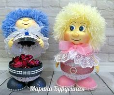 Новости Paper Bouquet, Candy Bouquet, Plastic Bottle Decoration, Foam Crafts, Diy And Crafts, Wool Thread, Barbie Clothes, Art Dolls, Projects To Try