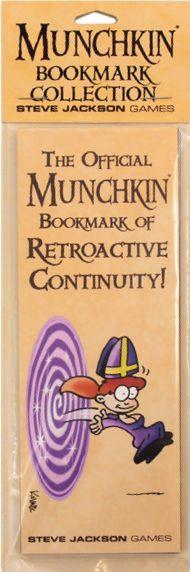 Munchkin Bookmark Collection