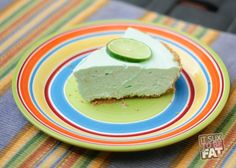 Weight Watchers Key Lime Pie - 4 PointsPlus #weightwatchers  I made this recipe and it's definitely a keeper!