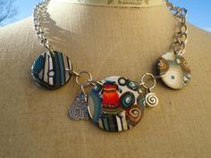 colliers - DECOREVE Le blog d'Eve fimo, tuto et bijoux en polymère.