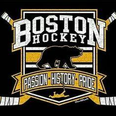 Bruins - Passion, History, Pride