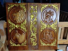 Wood carving works as per design. #wood #carving #kjasons , we undertake all kinds of carpentry jobs related to residential and commercial buildings.
