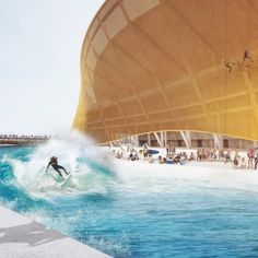 BIG's+new+stadium+for+the+Redskins+could+offer+abseiling,+surfing+and+kayaking