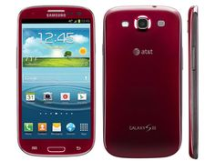 Red AT Samsung Galaxy S III Availability Announced | Pocketnow