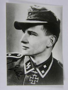 SS Oscharf. Heinrich Gottke