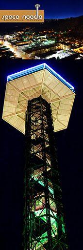 See the #Gatlinburg Space Needle
