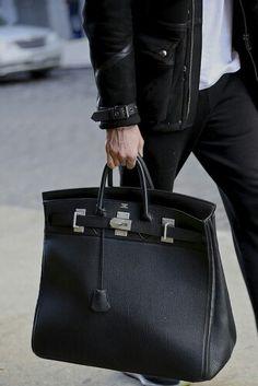 Hermes men's bag