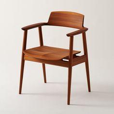 Dining Chair [KISARAGI] | Complete list of the winners | Good Design Award