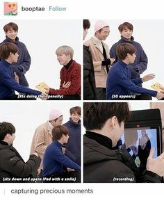 THIS! A LOVING HYUNG HE IS! PERFECT HUSBAND MATERIAL!