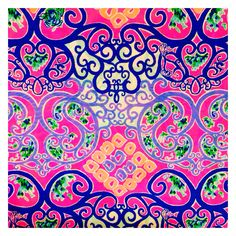 Lilly Pulitzer Behind the Gates