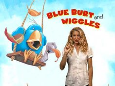 blue burt and wiggles thesis