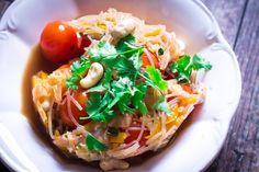 Makaron sojowy jest wykonany z mąki fasoli mung. Z dodatkiem sosu ostrygowego…