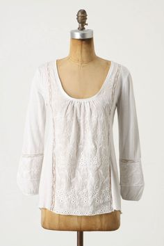 Point of View Peasant Top - Anthropologie $88