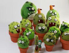 NobleKnits.com - Woolbuddy Cactus Montser Needle Felting Kit, $24.00 (http://www.nobleknits.com/woolbuddy-cactus-montser-needle-felting-kit/)