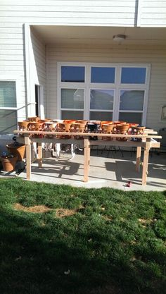 1000 Images About Hybrid Rain Gutter Grow System On