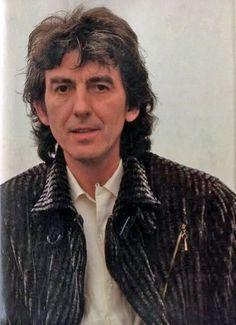 George Harrison 1988
