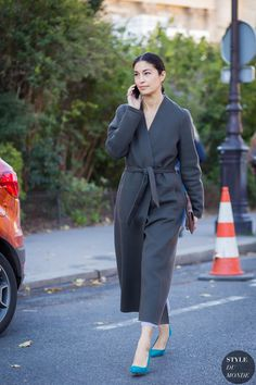STYLEDUMONDE Street Style Moda Fotoğrafçılığı tarafından Caroline Issa Street Style Street Fashion Streetsnaps