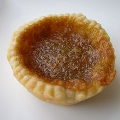 Maple Butter Tarts - a Canadian classic