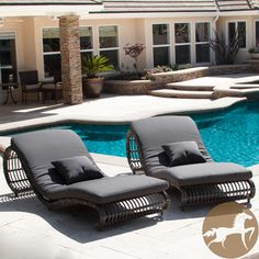 Awesome Relaxation On Pinterest Wicker Patio Furniture Wicker Furniture And Outdoor Sectional