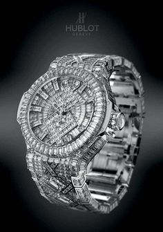 "Hublot's Newest Creation…Simply Titled… ""$5 MILLION"""