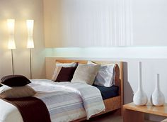 ABC of colour selection Bedroom