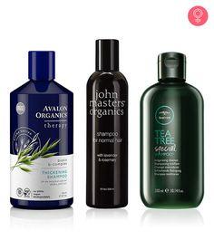 10 Best Cruelty-Free en Vegan Shampoos om te kopen in 2018 Biotin Shampoo, Thickening Shampoo, Hair Thickening Remedies, Avalon Organics, Branding, Free Hair, Cruelty Free, Hair Care, Shampoos