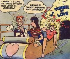 betty and veronica  https://www.facebook.com/ArchiesGirls