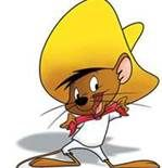 60's cartoons -Speedy Gonzales